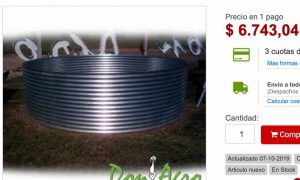 tanque australiano de chapa don agro precio